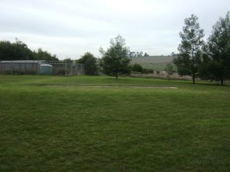 "The ""backyard"""