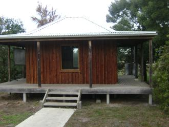 The cubby house